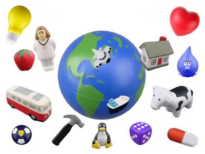 Pulseras de silicona y artículos promocionales de silicona inyectada
